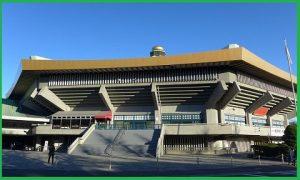 日本 武道館 キャパ